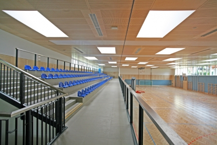 Sporthalle Gallneukirchen