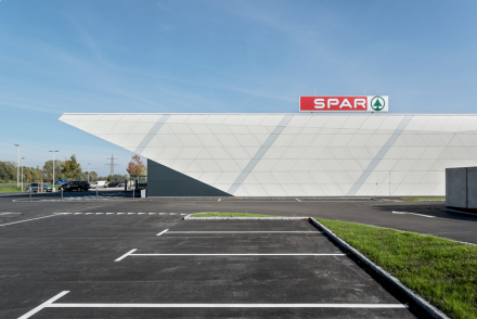 Spar Gunskirchen Team M Architekten
